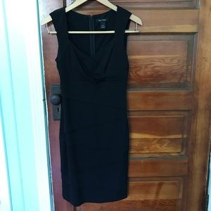 White House Black Market Tiered Dress